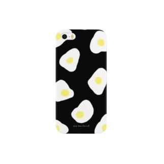 いただき*めだまやきBK Smartphone cases