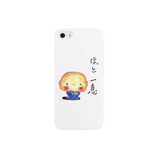 ちゅ~ちゅ~まんのほっと一息♥︎ Smartphone cases