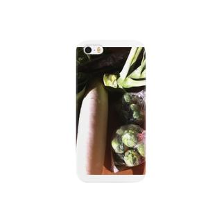 べじたぶー Smartphone cases