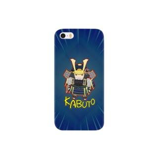 兜-KABUTO-世界征服 Smartphone cases