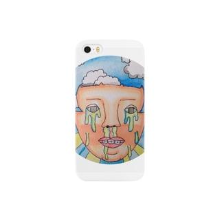 昭和の女の子~ 2 ~ 夏ver. Smartphone cases
