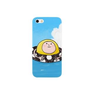 うきわまるお Smartphone cases