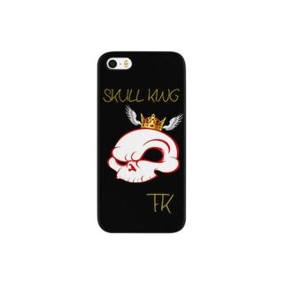 FK(Flying King) SKULL KING Smartphone cases