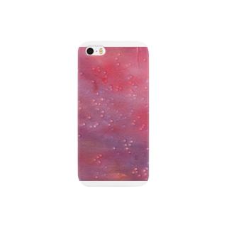 ヘリオグラフィー/サンセットスター Smartphone cases