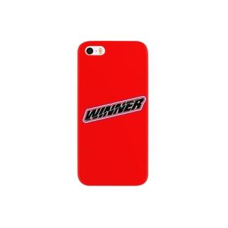 WINNER (red) Smartphone cases