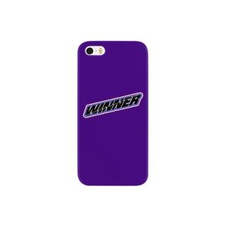 WINNER (purple) Smartphone cases