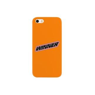 WINNER (orange) Smartphone cases