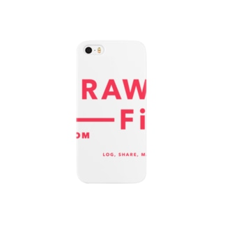 RAW-Fi Logo Smartphone cases