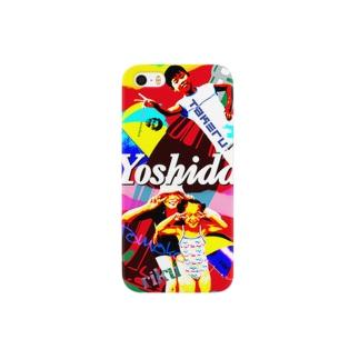 yoshida summer Smartphone cases