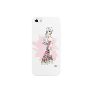 summer girl Smartphone cases