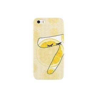 7ちゃん Smartphone cases
