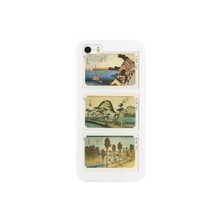 広重-A Smartphone cases