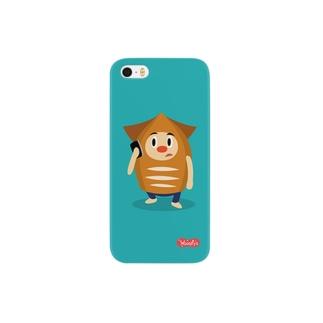 スマホいか Smartphone cases
