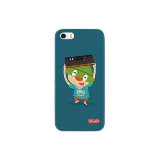 PRくんとATARI2600 スマートフォンケース