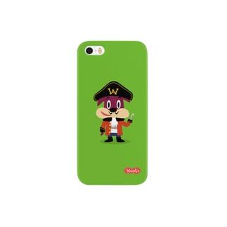 パイレーツオブウーフィー Smartphone cases