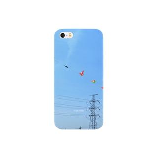 05/24 鉄塔と旗 HOMETOWN Smartphone cases