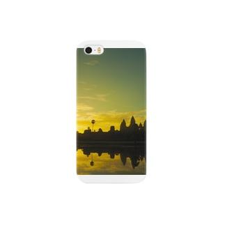 Dawn of Angkor Wat Smartphone cases