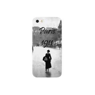 Paris, 1911 Smartphone cases
