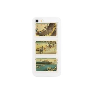 広重-G Smartphone cases