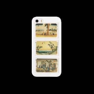 安永峰夫の広重-K Smartphone cases