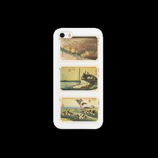 安永峰夫の広重-O Smartphone cases