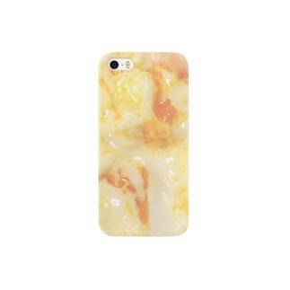 にゃむ。のおいしいいろ。 Smartphone cases