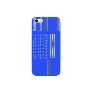 BLUE BONE スマートフォンケース