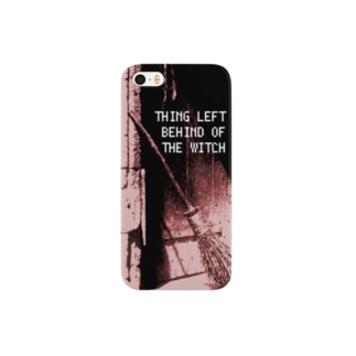 THING LEFT BEHIND OF THE WITCH Smartphone cases