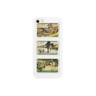 広重-Q Smartphone cases