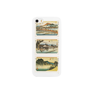安永峰夫の広重-R Smartphone cases
