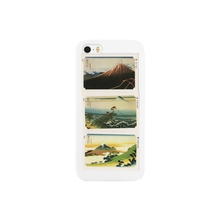 北斎-A Smartphone cases