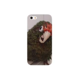 りんぽんのべろりんぽん Smartphone cases