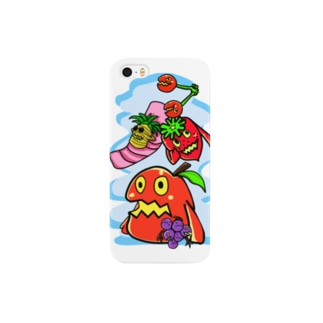 Fruit Monster Brothers Smartphone cases