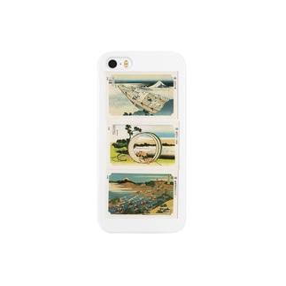 北斎-E Smartphone cases