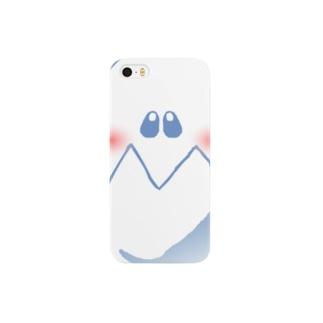フェイスエッグ Smartphone cases