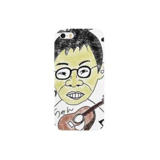 似顔絵(南さん) スマートフォンケース