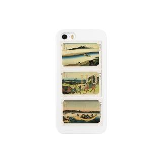 北斎-N Smartphone cases