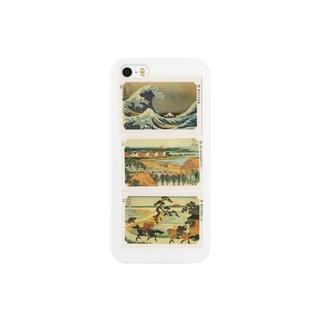 北斎-O Smartphone cases