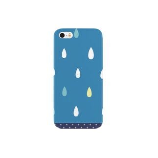 Raindrops Smartphone cases