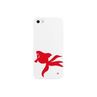 金魚  スマートフォンケース