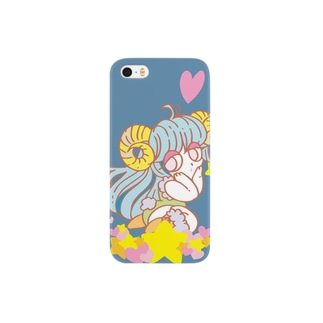 しーぷちゃん カラー Smartphone cases