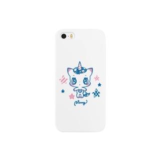『フシギなピクミー』キラキラ☆ユニミー Smartphone cases