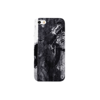 a lady in the wall Smartphone cases