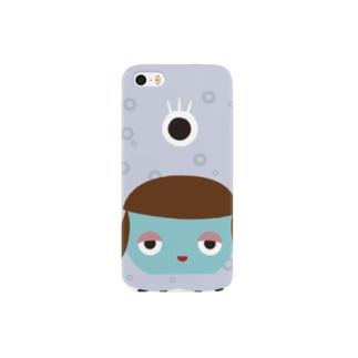 ミス・アタッチ Smartphone cases