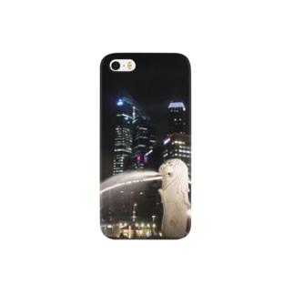 Singapore【design×世界一周】 Smartphone cases