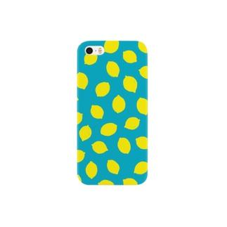 sasakinanaのレモン Smartphone cases