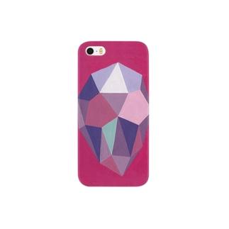 diamond スマートフォンケース