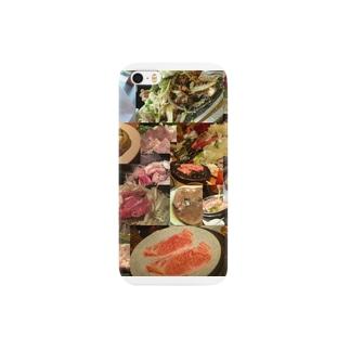 肉部長 Smartphone cases