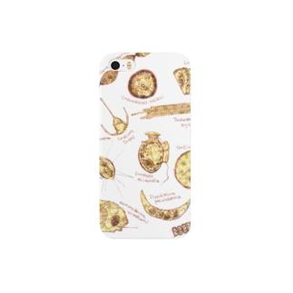 ほしとプランクトン Smartphone cases