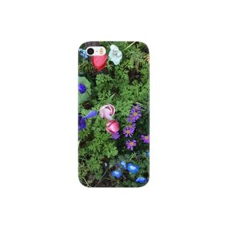 Mioyamの花 Smartphone cases